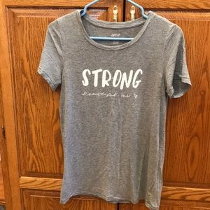 Aerie Supports NEDA tee